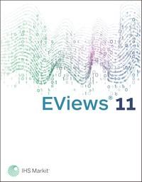 EViews - Ökonometrie Software zur Prognose: ARCH Modelle