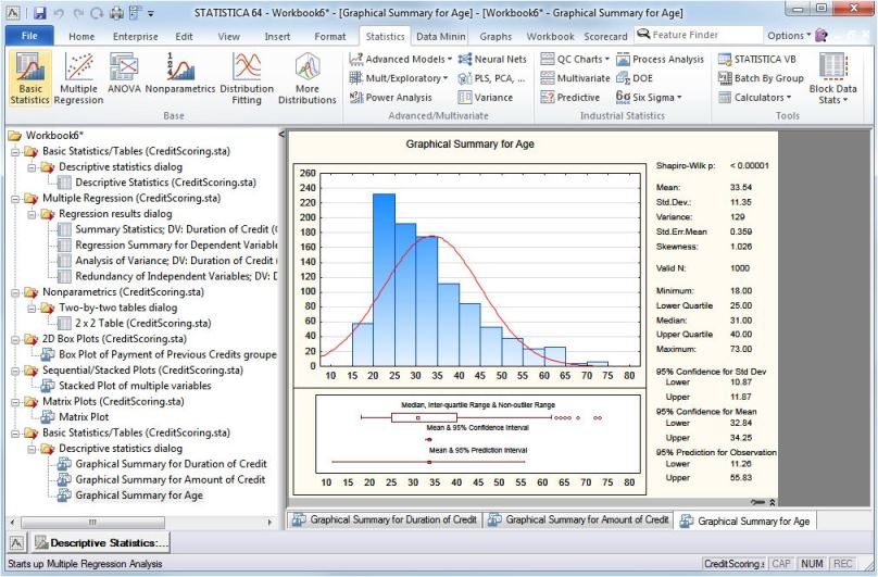 Statistica 7 Full Version Free Download