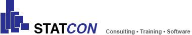 STATCON GmbH Statistiksoftware Shop